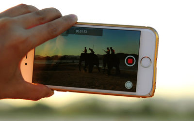 Krijg jij de kriebels van het idee een video te maken? Met deze 8 tips gaat het ook jou lukken!